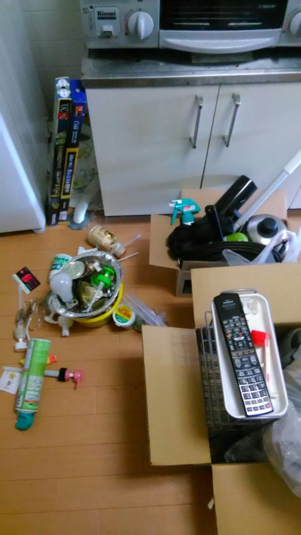 【富山市古沢】お引っ越しに伴う家財道具などの回収☆処分を急いでいたお客様に、スピーディーな対応でご満足いただけました!