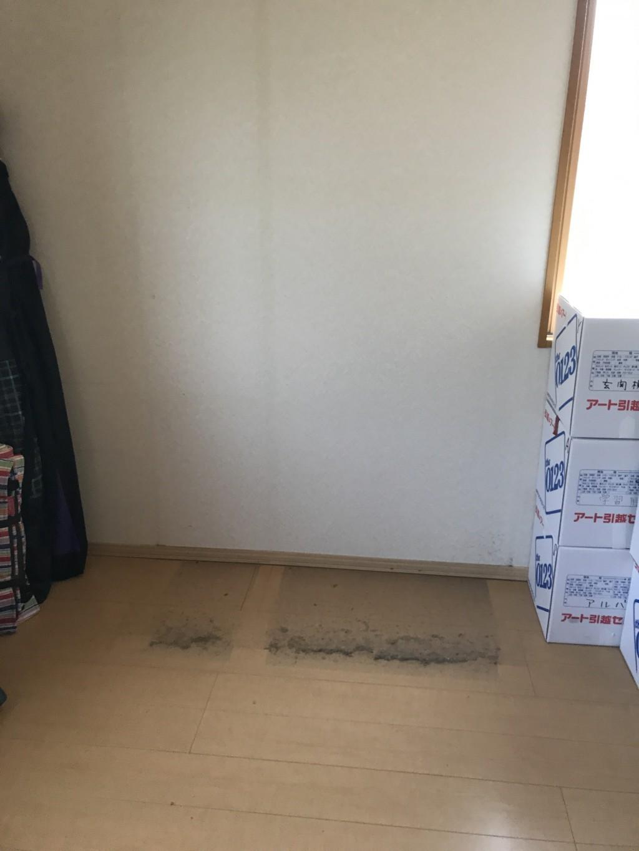 【砺波市】婚礼タンス、食器棚の回収☆重いものばかりだったが、スピーディーに回収してくれたとご満足いただけました!