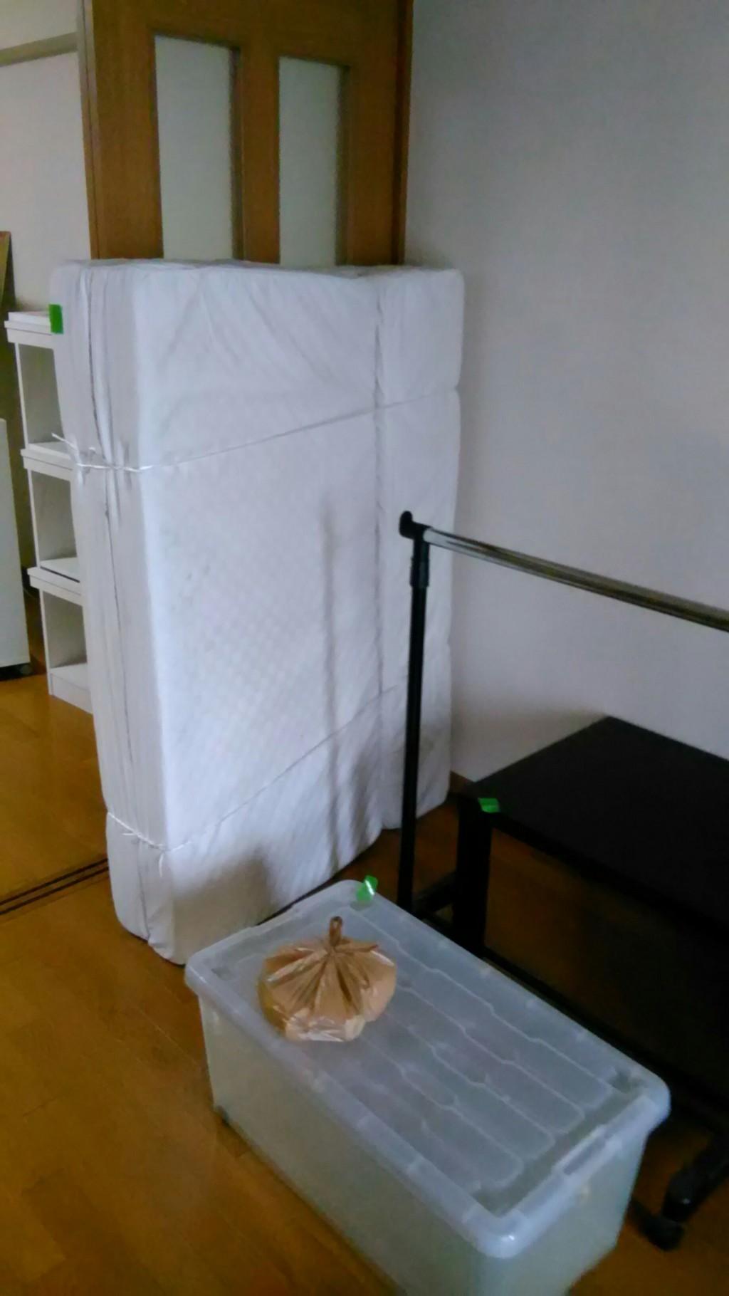 【富山市奥田新町】家財道具の回収☆希望日での回収と便利な支払い方法にご満足いただけました!
