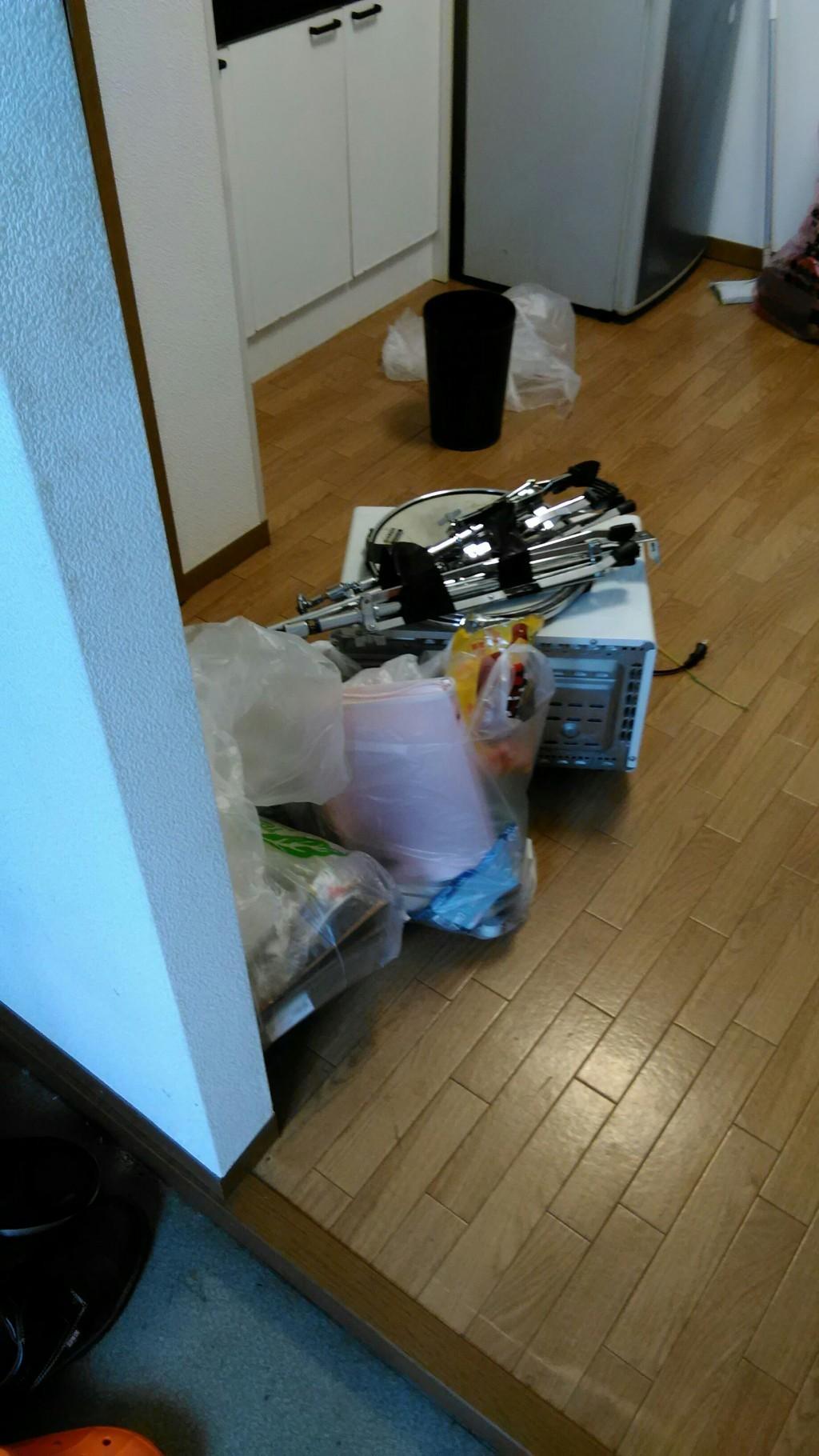 【高岡市】リクライニングチェアなどの回収☆希望日までに処分できお喜びいただけました!