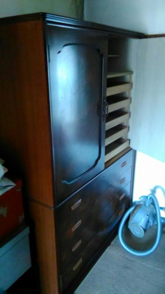 【国分寺市】冷蔵庫とタンスをゴールデンウィーク中に回収できお喜び頂けました