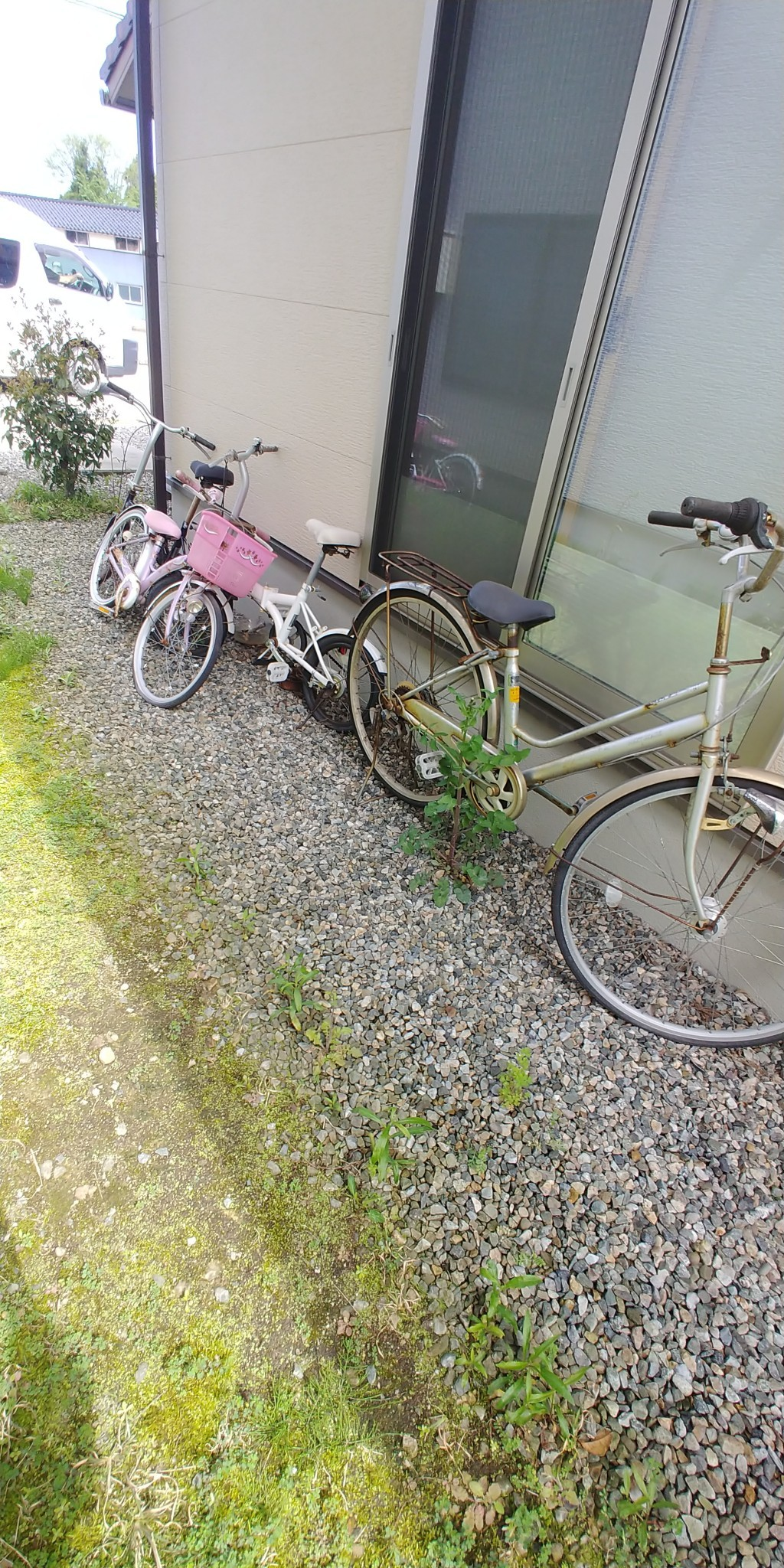 【砺波市】自転車やベッドなど大型家具回収・処分ご依頼 お客様の声