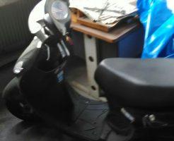 【高岡市】原付バイクの回収・処分 お客様の声