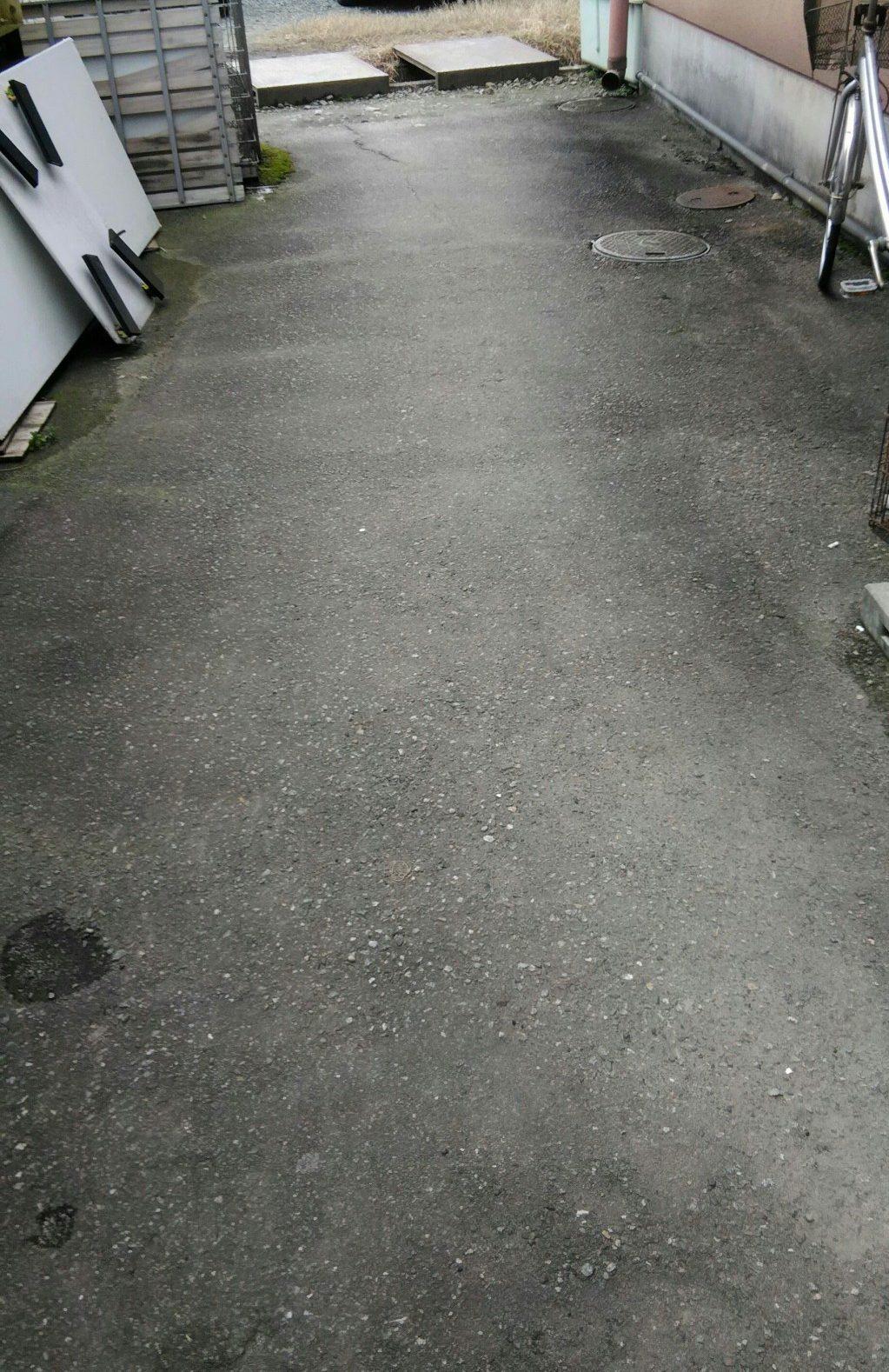 【富山市】自転車1台の回収・処分 お客様の声