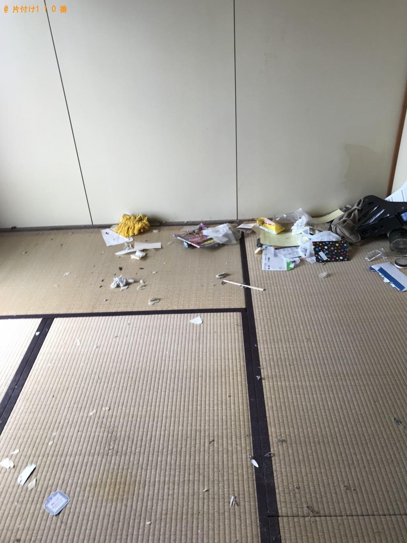 【立川市】セミダブルベッド、ベッドマットレス、冷蔵庫等の回収