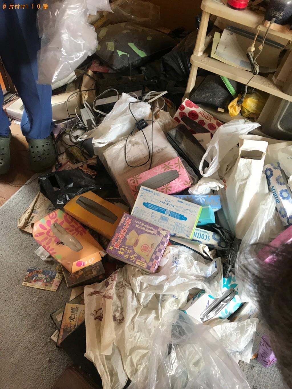 【射水市東明西町】一般ごみの回収・処分とハウスクリーニングご依頼