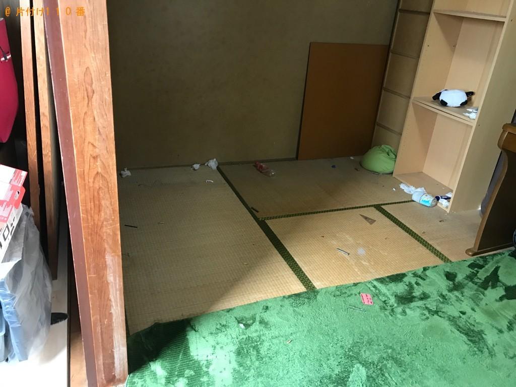 【富山市本郷町】二段ベッドの回収・処分ご依頼 お客様の声