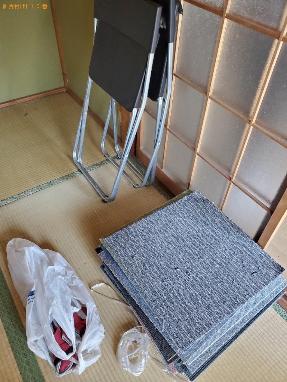 【富山市】エアコン、洗濯機、食器棚、自転車等の回収・処分ご依頼