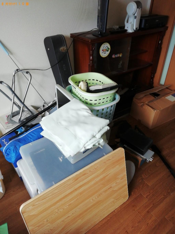 【魚津市】冷蔵庫、電子レンジ等の回収・処分ご依頼 お客様の声
