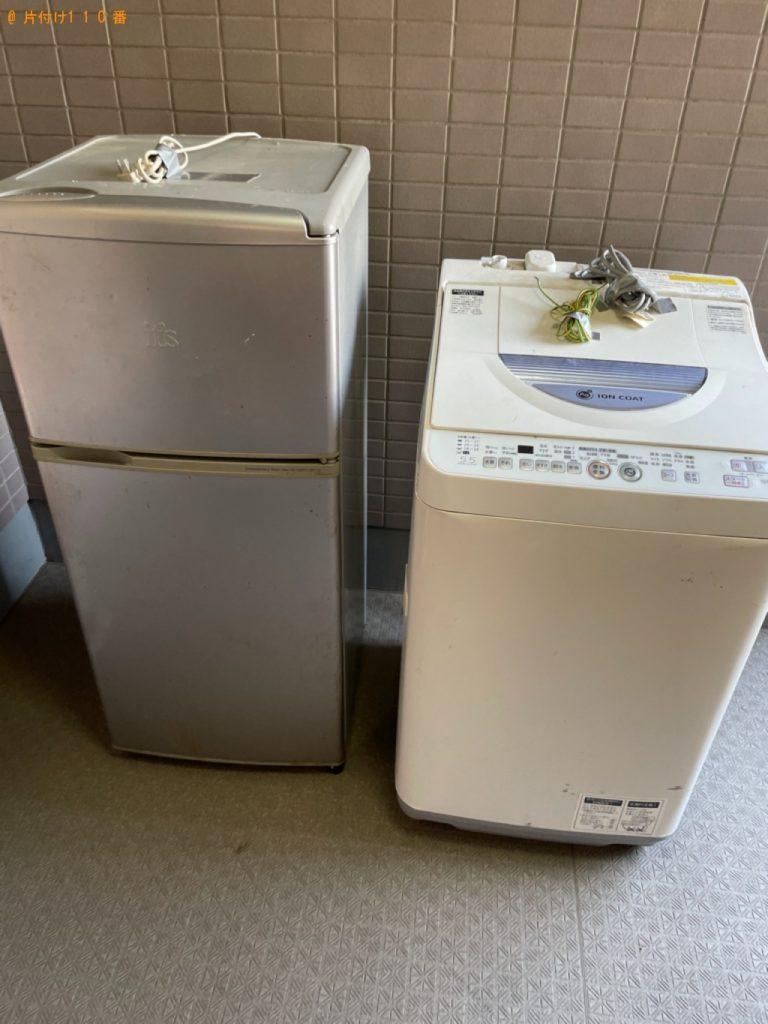 【立川市】遺品整理で洗濯機、冷蔵庫の回収・処分ご依頼 お客様の声