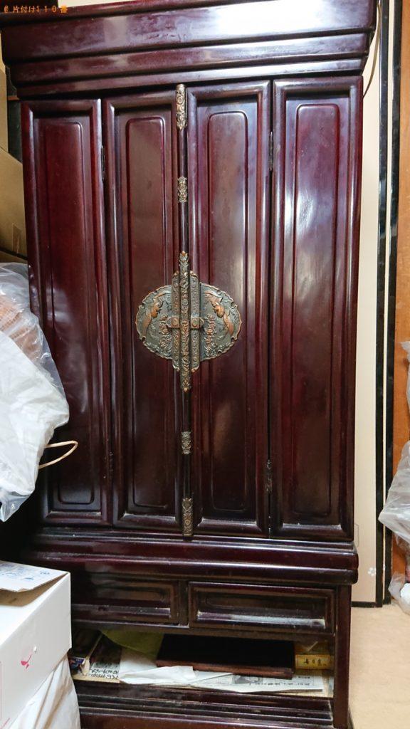 【富山市】仏壇の回収・処分 お客様の声