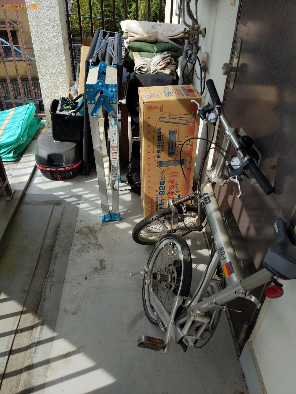 本棚、折り畳みベッド、ソファー、折り畳み自転車等の回収・処分