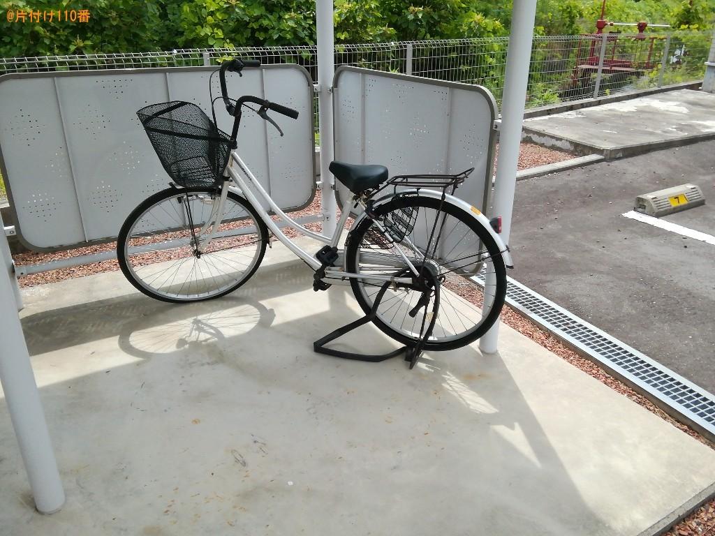 【富山市】自転車の回収・処分ご依頼 お客様の声