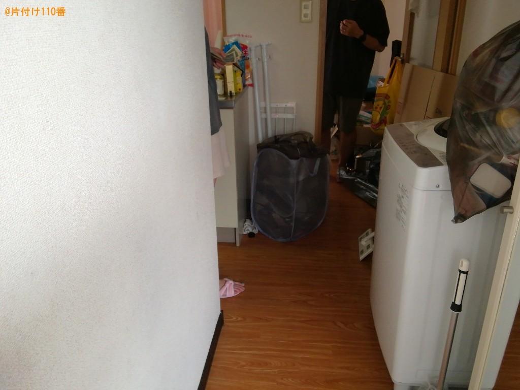 【富山市奥田本町】冷蔵庫の回収・処分ご依頼 お客様の声