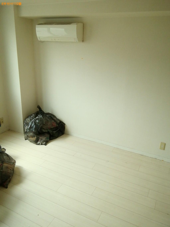 【富山市布瀬町】冷蔵庫、洗濯機、掃除機、カラーボックス等の回収