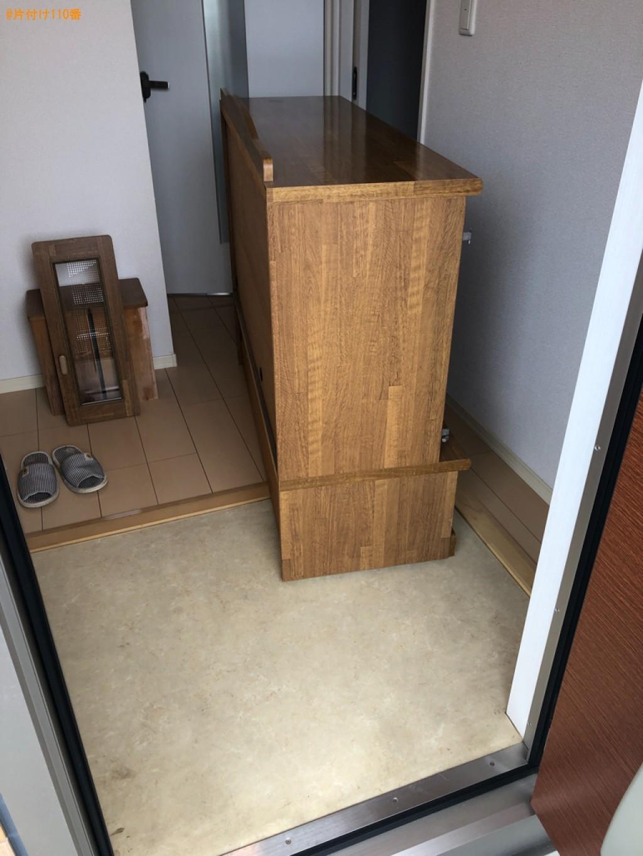 家具の回収・処分ご依頼 お客様の声