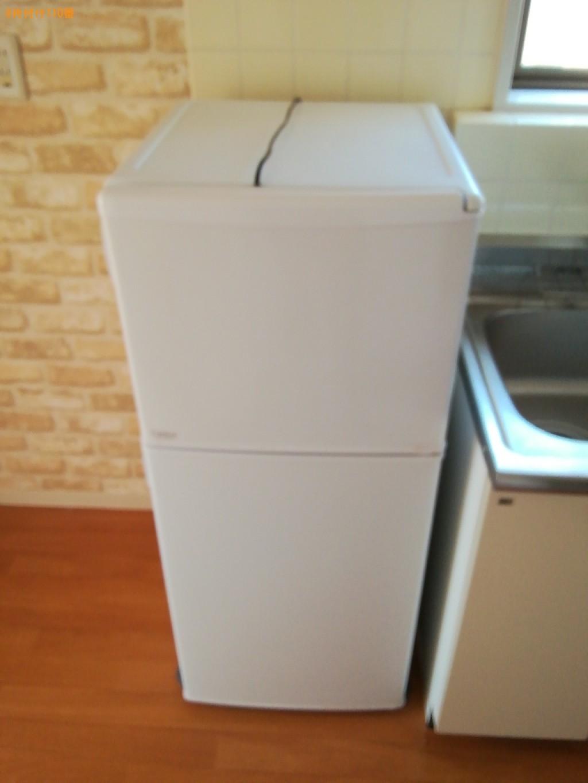 【富山市】冷蔵庫、洗濯機の回収・処分ご依頼